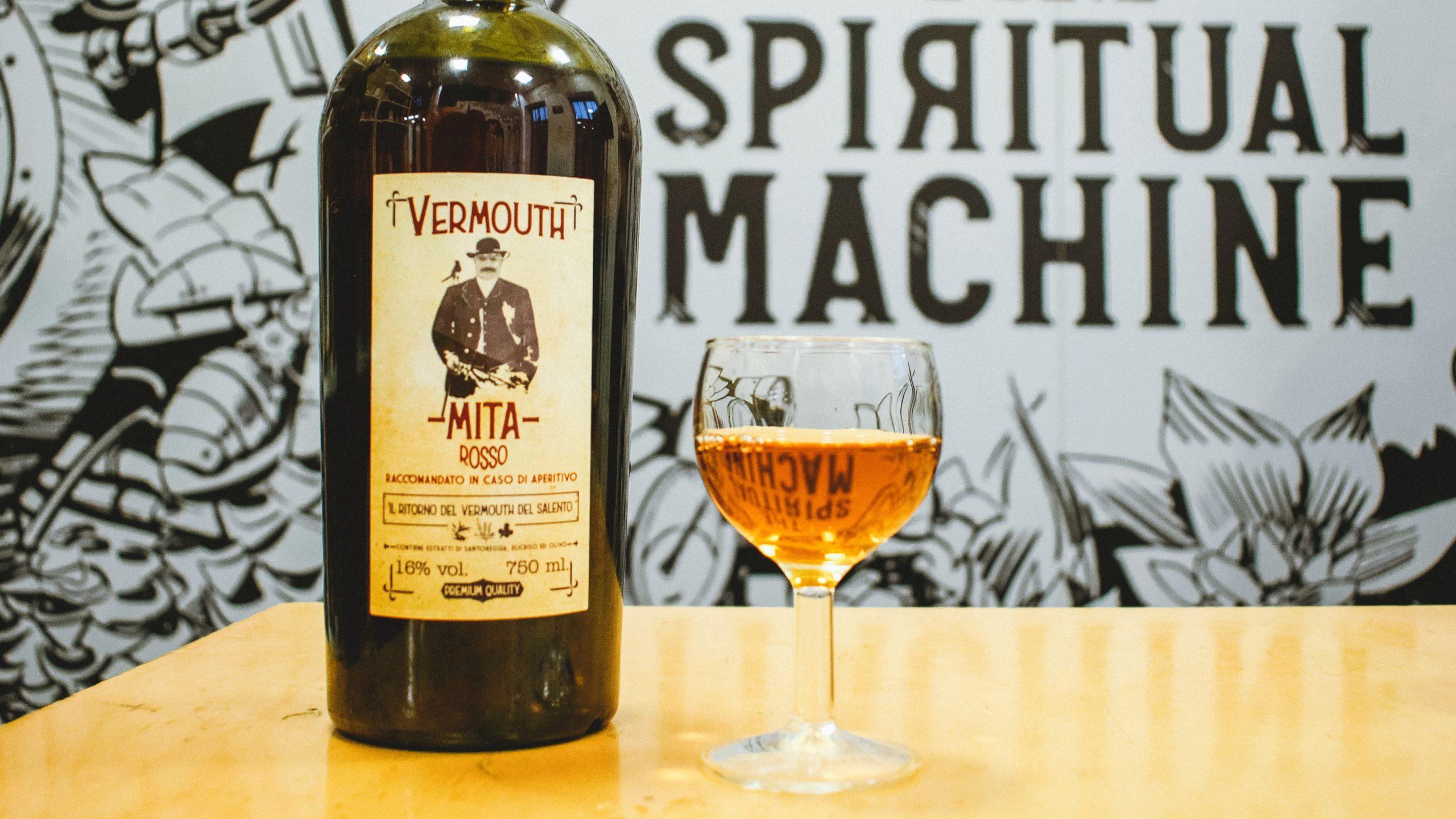 Vermouth artigianale: Elia Calò ed il Vermouth Mita